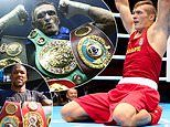 Who is Oleksandr Usyk? Anthony Joshua's opponent has had an incredible journey to the heavyweights