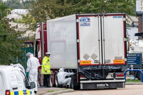 Essex lorry deaths: Man, 23, arrested on M40 after 39 Vietnamese migrants found dead