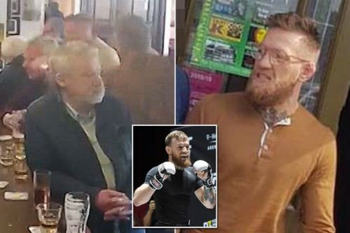 Conor McGregor breaks his silence on alleged assault in Dublin pub
