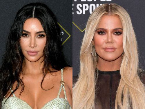 Kim and Khloe Kardashian responded to a Twitter user who criticized them for not donating to Australian relief services