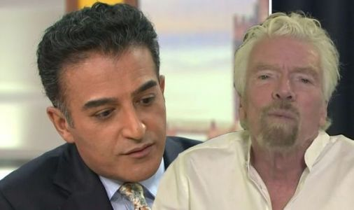 Richard Branson hits out after dodging Brexit question 'Not going to talk about it'