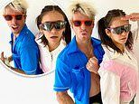 Shaun White sends birthday wishes to Nina Dobrev as the couple rocks '80s-inspired costumes