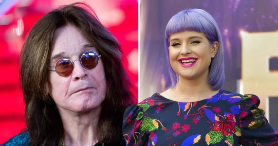 Kelly Osbourne reveals father Ozzy Osbourne is 'getting there' following recent health issues