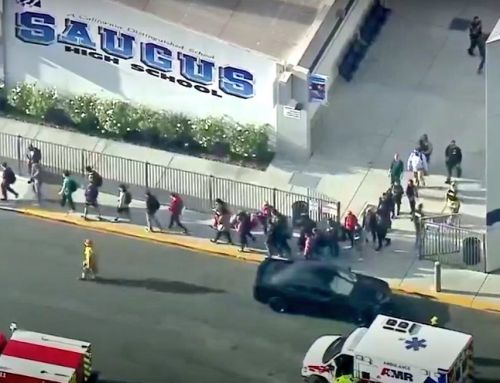 'At least three people shot' after 'boy, 15,' opens fire at California school