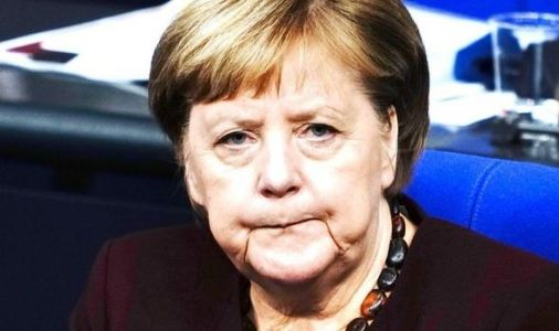 Merkel on the brink: 'Tired' German Chancellor forgets words amid health speculation