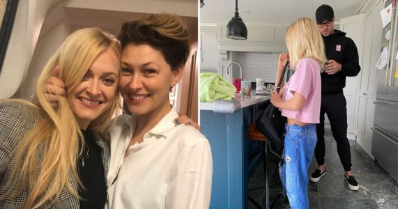 Emma Willis' son Ace offered to make Fearne Cotton a dress as star is praised for ditching gender stereotypes