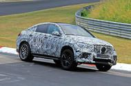 Mercedes-AMG GLE 63 Coupe tests ahead of 2020 launch