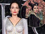 Angelina Jolie felt 'pretty broken' after 'a few years of difficulty' upon her return to acting