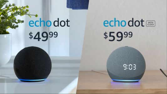 All-new Amazon Echo speakers sport unusual spherical design