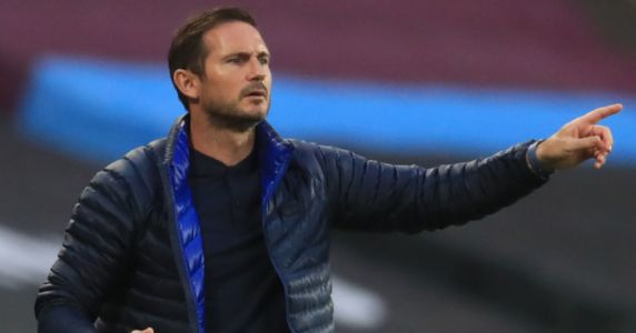 Frank Lampard confirms hammer injury blow to Billy Gilmour