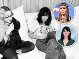 Madonna reveals she is writing a movie with Diablo Cody but remains coy about subject matter
