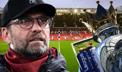 Liverpool could win first Premier League title vs rivals Everton. at Man Utd or Man City