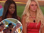 Love Island's Amber Gill and Amy Hart furiously defend Yewande Biala