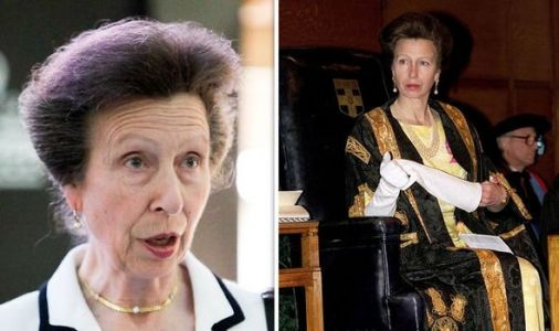 Princess Anne's brutal assessment of title exposed ‒ 'They were given a choice!'