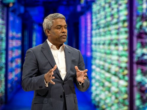Google Cloud CEO Thomas Kurian lays out his master plan for taking on Amazon and Microsoft and says deals over $50 million have more than doubled in 2019