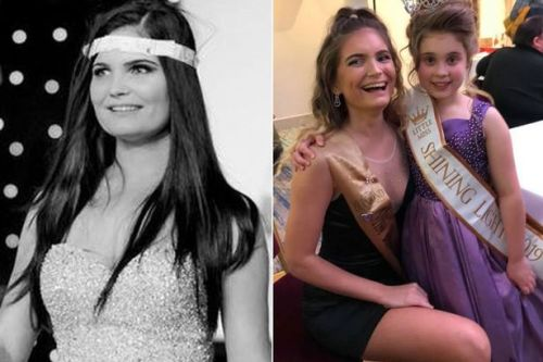 Beauty queen diagnosed with 'hidden' condition after falling ill at pyjama party