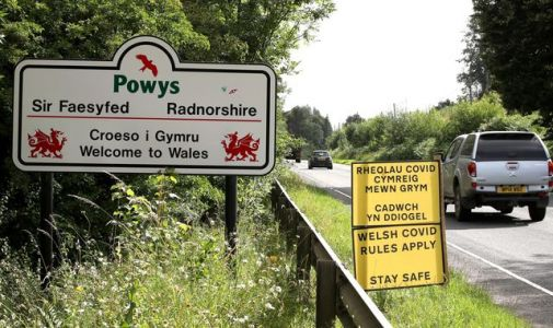 Coronavirus: People visiting Wales urged to behave safely as restrictions are lifted