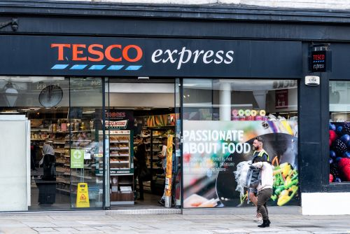 Britain's largest supermarket has hired 'very interesting' new employees - including pilots, race car drivers, and actors - to cope with surging demand for groceries