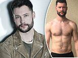 Calum Scott shows off incredible body transformation progress in shirtless snap as