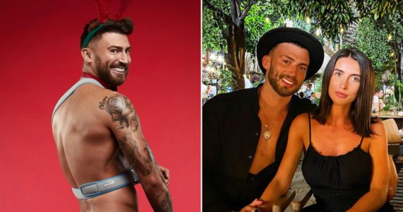 The Real Full Monty On Ice: Who is Jake Quickenden's girlfriend and is she pregnant?