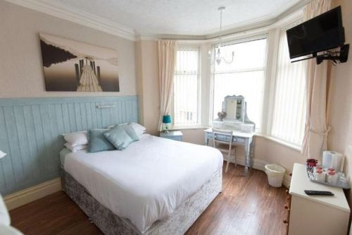 Inside the eight-bed hotel close to the seafront on sale for the price of a car