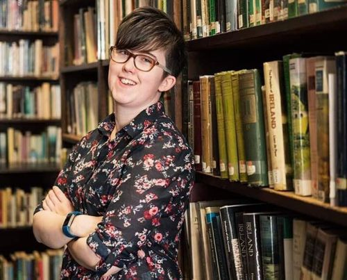 Murdered journalist Lyra McKee was planning to propose to her girlfriend