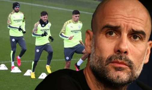 Man City boss Pep Guardiola issues Champions League challenge ahead of Real Madrid clash