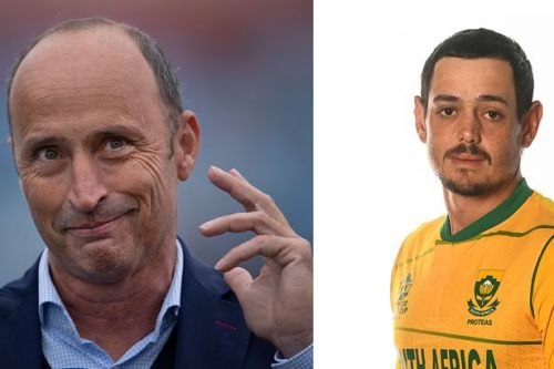 Nasser Hussain insists he would have taken a knee after Quinton de Kock apology
