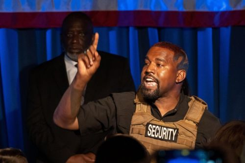 Kanye West considers 'postponing presidential bid' until next election after worrying fans with rant against Kardashians