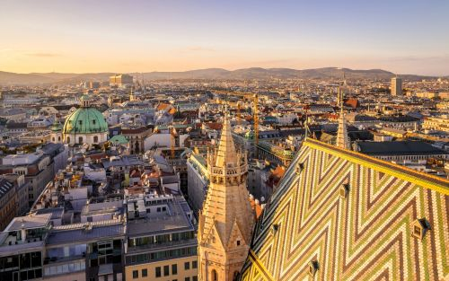 48 hours in. . . Vienna, an insider guide to Europe's capital of culture, coffee and Klimt