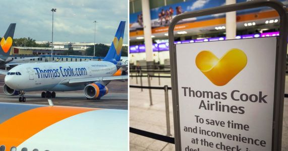 Thomas Cook asks for government bailout as it teeters on brink of collapse