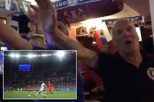 Man given five-year football banning order after video of England fans singing anti-Semitic song at World Cup