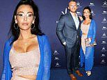 Jennifer 'JWoww' Farley makes red carpet debut with boyfriend Zack Clayton Carpinello in Las Vegas