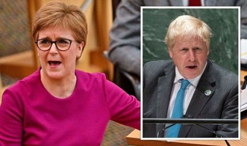 'Winter of misinformation' from SNP ahead as indy Scotland would NOT be allowed in EU