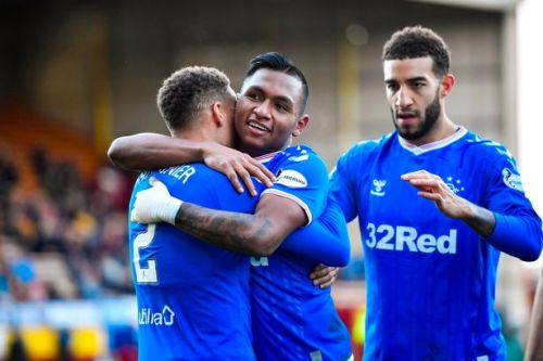 Motherwell 0 Rangers 2 as Alfredo Morelos the hero and villain in tetchy Fir Park win - 3 talking points