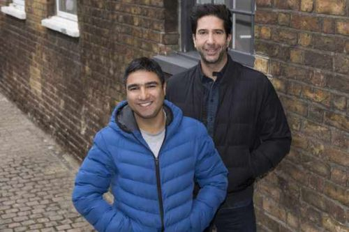 Intelligence creator Nick Mohammed talks working with David Schwimmer on the new Sky comedy