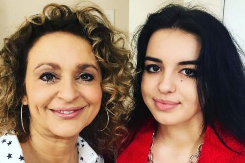Nadia Sawalha frets as daughter's friend, 16, goes missing amid lockdown
