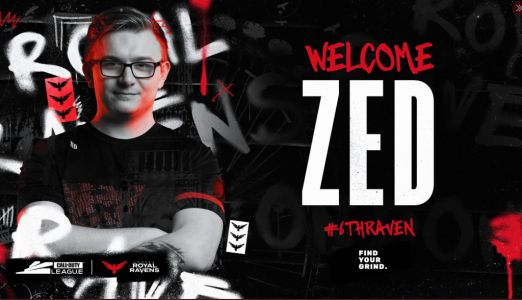 London Royal Ravens sign Zed ahead of the CDL Stage 1 Major, after a winless regular season