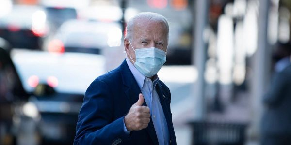 Joe Biden is doubling down on raising the minimum wage to $15 an hour despite the economic downturn. It could bump paychecks for over 27 million workers