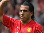 Manchester United 'line up sensational loan swoop for Carlos Tevez'