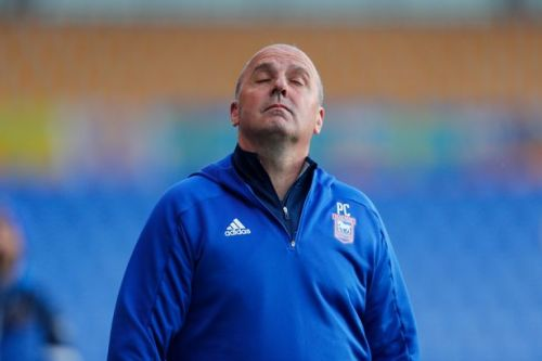 Ipswich boss Paul Cook labels his side a 'soft touch' and says he doesn't enjoy watching them