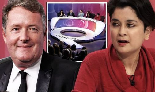 'Refused to play woke!' Piers Morgan praises QT guest who left Baroness shell-shocked