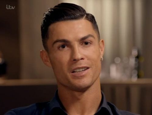 Cristiano Ronaldo tells Piers Morgan he 'trusts only four people in the world' after rape allegation ordeal