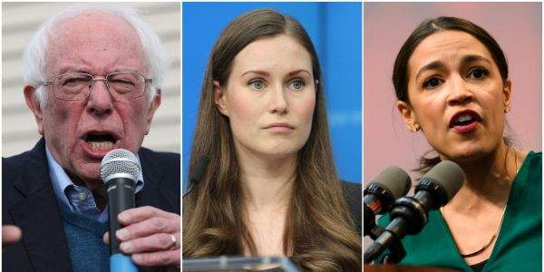 Bernie Sanders and AOC support the 'Nordic model,' which features robust health and social-welfare systems - one that Finland's leader calls 'the American Dream'