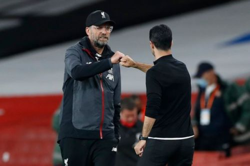 Liverpool vs Arsenal live score and goal updates from Carabao Cup