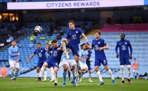 The Chelsea player who covered the most ground and highest average speed in Man City win