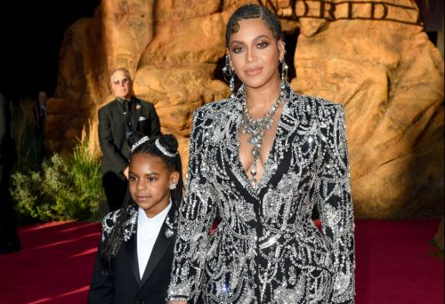 Beyonce's daughter Blue Ivy earns first BET Award nomination and she's up against Lizzo and Alicia Keys