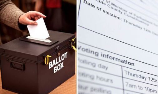 Election 2019: What if you haven't got a polling card? Who can vote in UK elections?