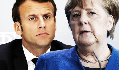 Brexit financial blackhole: Macron and Merkel organise emergency meeting on recovery fund