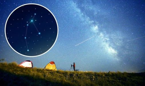 Perseid meteor shower: Where is Perseus in the night sky? How to find the constellation
